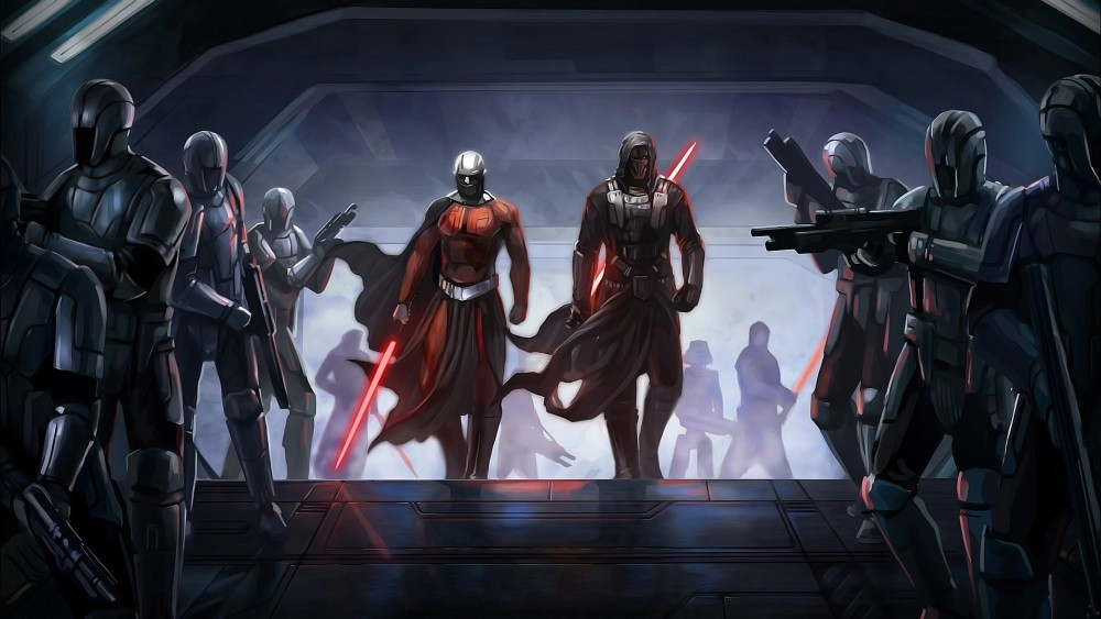 Fan art gry Star Wars: Knights of the Old Republic