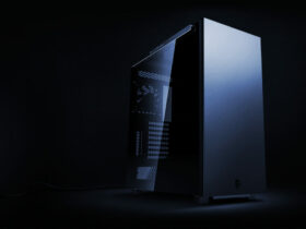 Grafika promocyjna obudowy Deepcool MACUBE 550