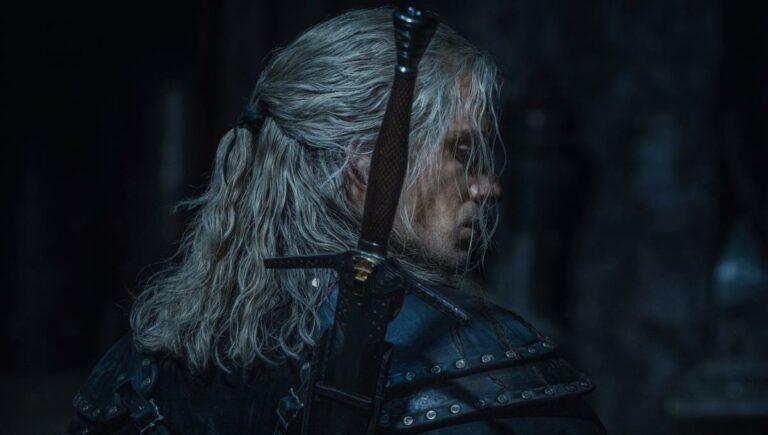 Geralt w drugim sezonie serialu Wiedźmin