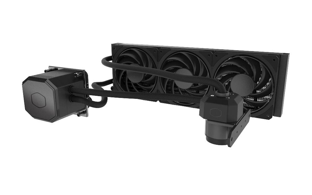 Tak wygląda nowe chłodzenie Cooler Master MasterLiquid ML360 Sub-Zero