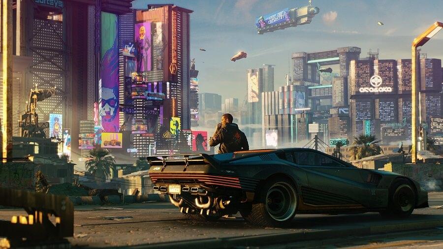 Pierwsze recenzje Cyberpunk 2077 zwiastują fenomenalny tytuł