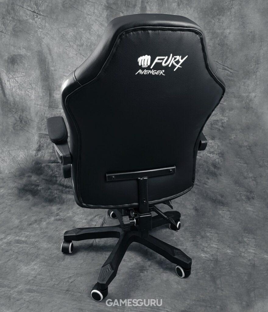 Oparcie fotela