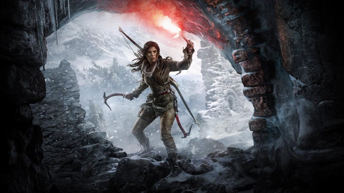 Animowany Tomb Raider od Netflixa