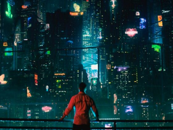 Altered Carbon serial cyberpunkowy