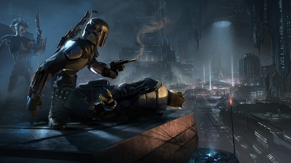 Grafika z anulowanej gry Lucasfilm - Star Wars 1313