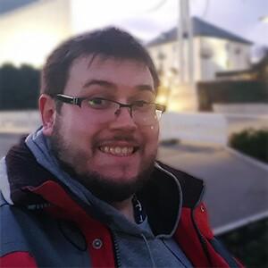 Zdjęcie profilowe Macieja Żbika