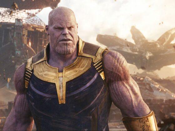 Thanos jako bohater gry od wydawnictwa Rebel