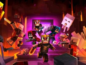 Flames of the Nether, czyli DLC do Minecraft Dungeons