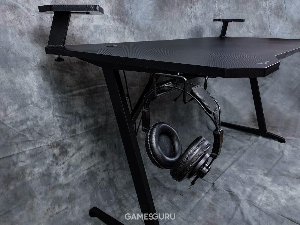 Uchwyt na słuchawki lub headset