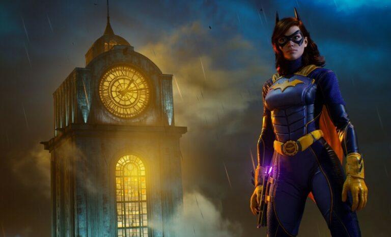 Batgirl z gry Gotham Knights