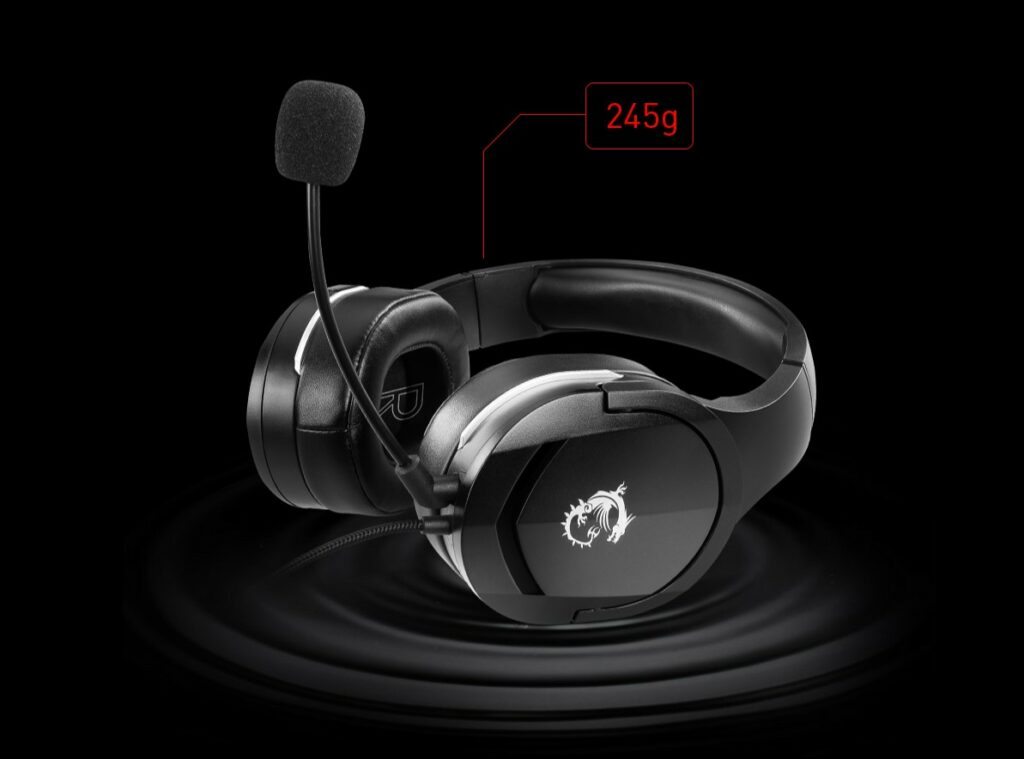 Headset MSI Immerse GH20