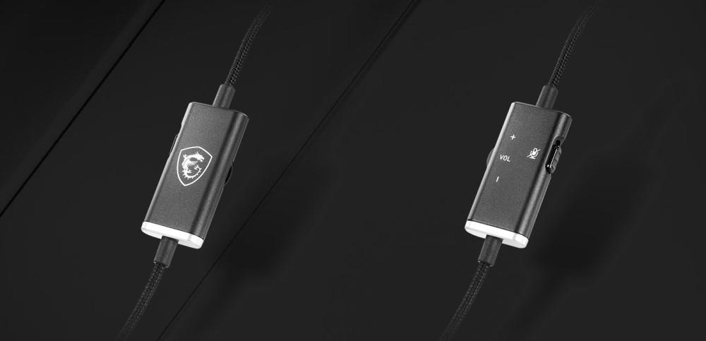 Przewód słuchawek MSI Immerse GH20