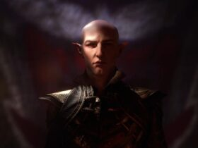 Solas - bohater Dragon Age Inquisition