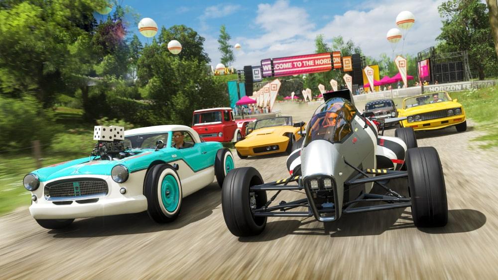 Forza Horizon 4 otrzymuje pakiet aut inspirowany Hot Wheels