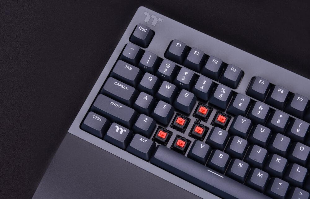 Mechaniczne przełączniki Cherry MX Red