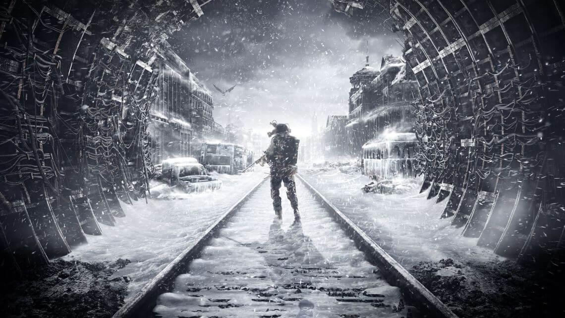 Screen z Metro Exodus