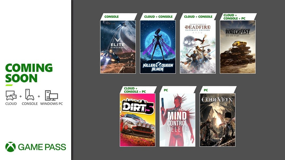 Druga lutowa rotacja nowych gier w Xbox Game Pass