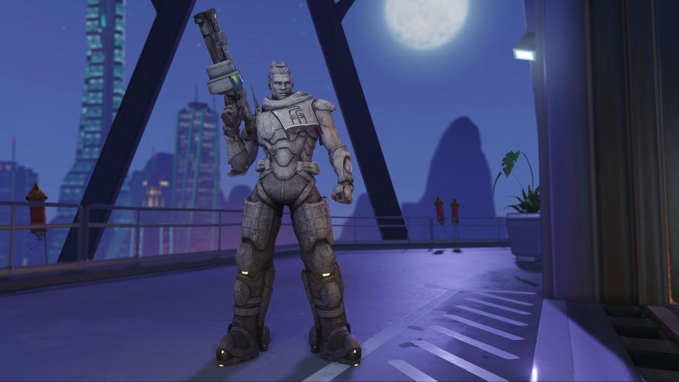Nowa skórka dla Baptiste z okazji eventu w Overwatchu