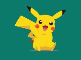Pikachu - znak rozpoznawczy marki Pokemon