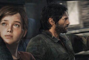 Joel i Ellie w The Last of Us