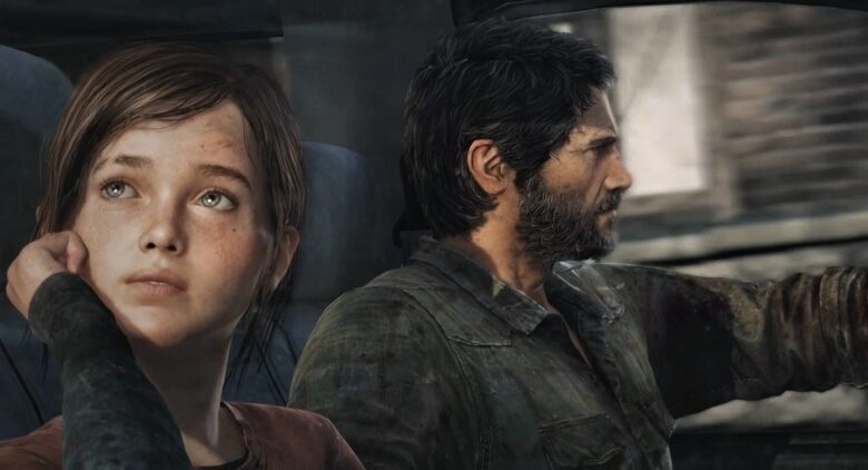 Joel i Ellie w The Last of Us