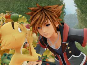Bohaterowie Kingdom Hearts 3