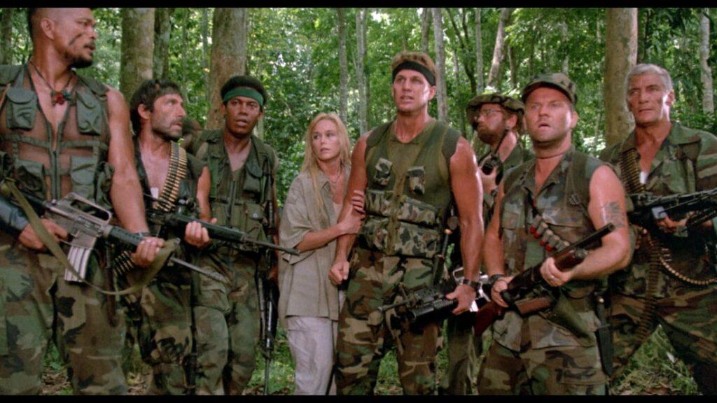 Komandosi w dżungli