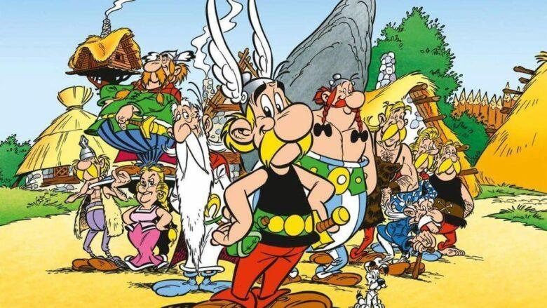 Asterix i Obelix oraz inni Galowie