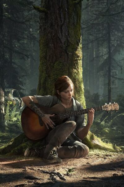 Artwork z gry The Last of US Part II