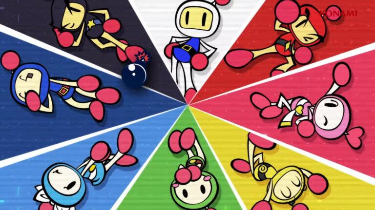 Materiał promocyjny gry Super Bomberman R Online