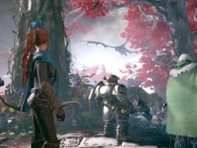 Grafika promocyjna z gry Dark Alliance