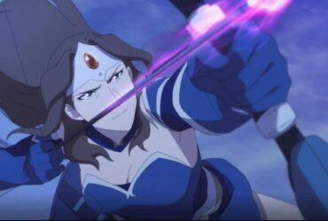 Mirana - bohaterka serialu DOTA: Dragon's Blood i gry DOTA 2