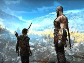 screen z gry god of war
