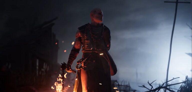Klasa Mystic z gry Hood: Outlaws & Legends