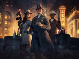 Grafika promocyjna z gry Empire of Sin