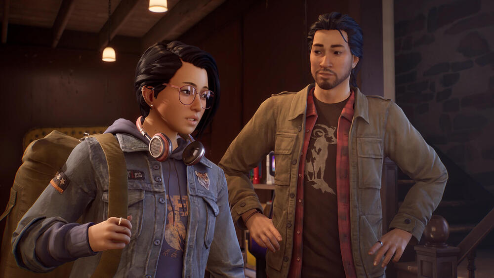 Bohaterowie gry Life is Strange: True Colors