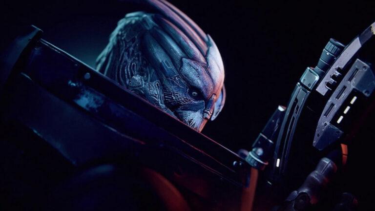 Garrus Vakarian z Mass Effect