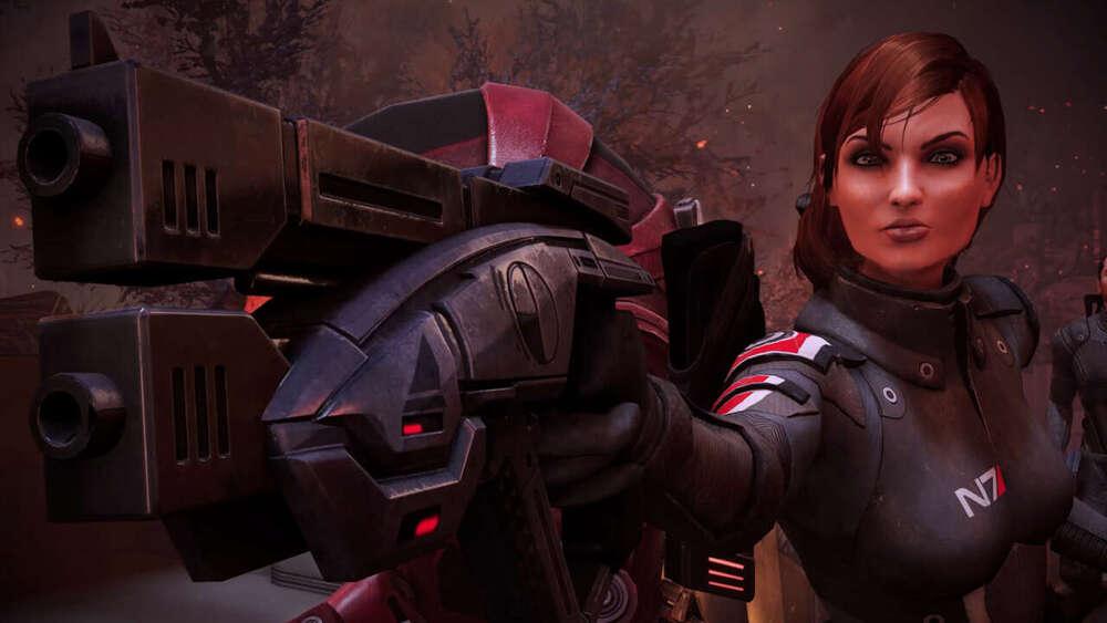 FemShep, czyli kobieca wersja Sheparda