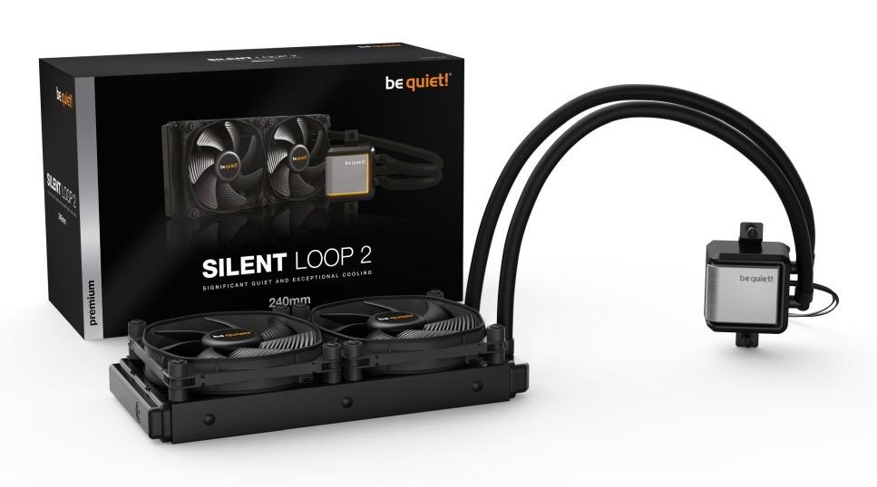Układ chłodzenia be quiet! Silent Loop 2 240 mm