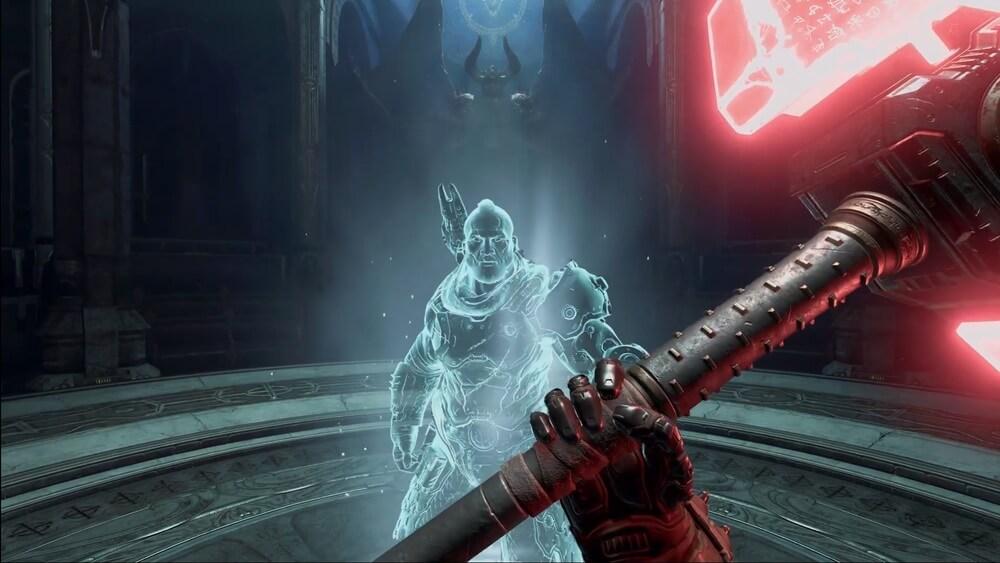 Nowa broń w DOOM Eternal: The Ancient Gods – Part Two
