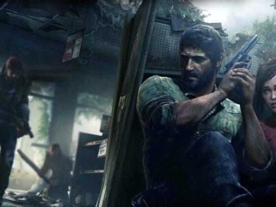 Joel i Ellie z The Last of Us