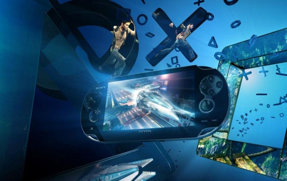 Grafika promocyjna PS Vita