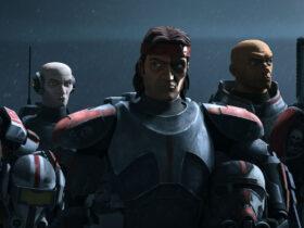 Bohaterowie Star Wars: The Bad Batch