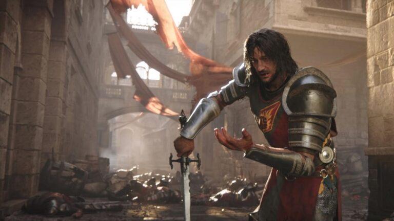 Kadr ze zwiastuna gry Baldur's Gate 3