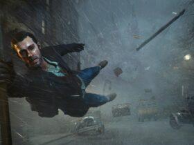 Tajemniczy wir wciąga bohatera The Sinking City
