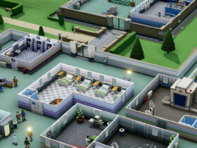 screen z gry two point hospital