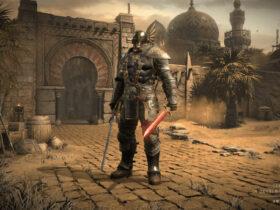 Postać z Diablo 2: Resurrected