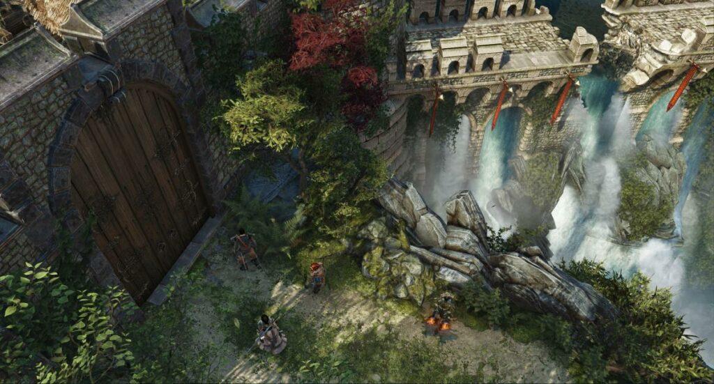 Screen z gry Divinity: Original Sin 2