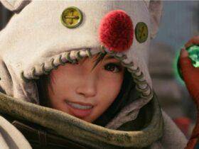 Yuffie Kisaragi z remake'u Final Fantasy VII: Intergrade