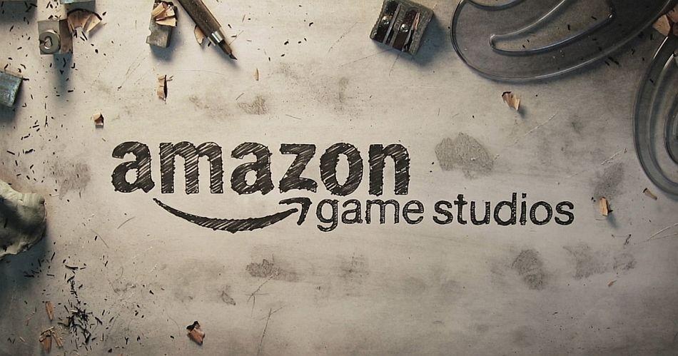 Logo studia Amazon Game Studios